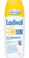 LADIVAL allergische Haut Spray LSF 30